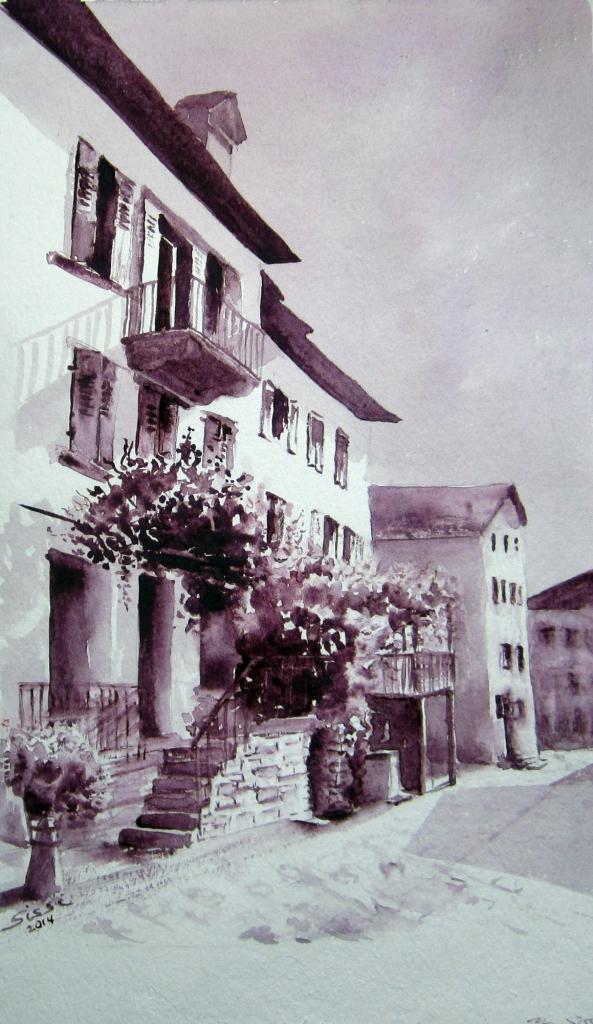 Bourg de Saillon - Aqualie